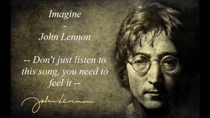 La Storia Del Successo Di John Lennon Imagine
