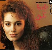 1994-Antonella-Arancio—I-ricordi-del-cuore